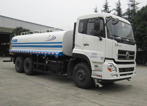 国五东风天锦13吨绿化洒水车
